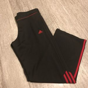 Adidas Lightweight training sweatpants polyester